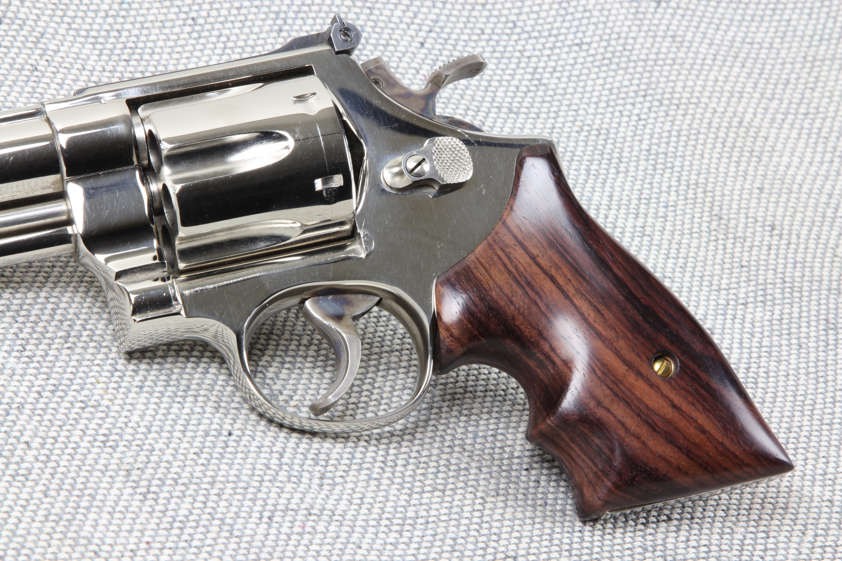 Smith & Wesson N Frame Square Butt Secret Service Revolver Grips