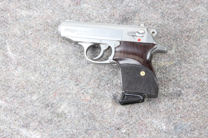Walther PPK by Interarms Grips