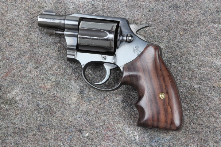 Colt Pre 66 Cobra and Detective Grips